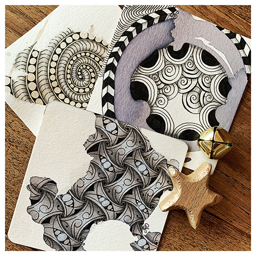 zentangle instagram cuarentena