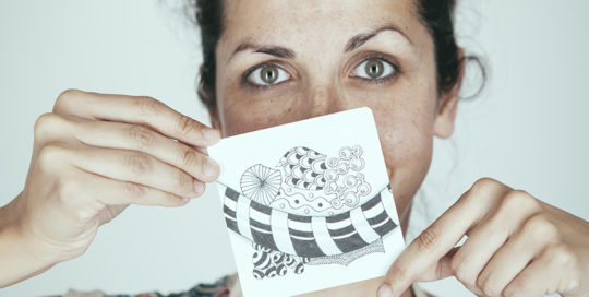 Alicia Gutiérrez Rey Coach Creativa Zentangle y solución creativa de problemas